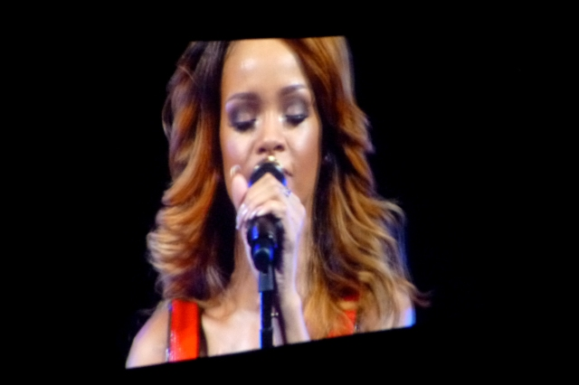 Rihanna Diamonds World Tour