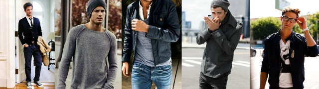 Hot male fashion