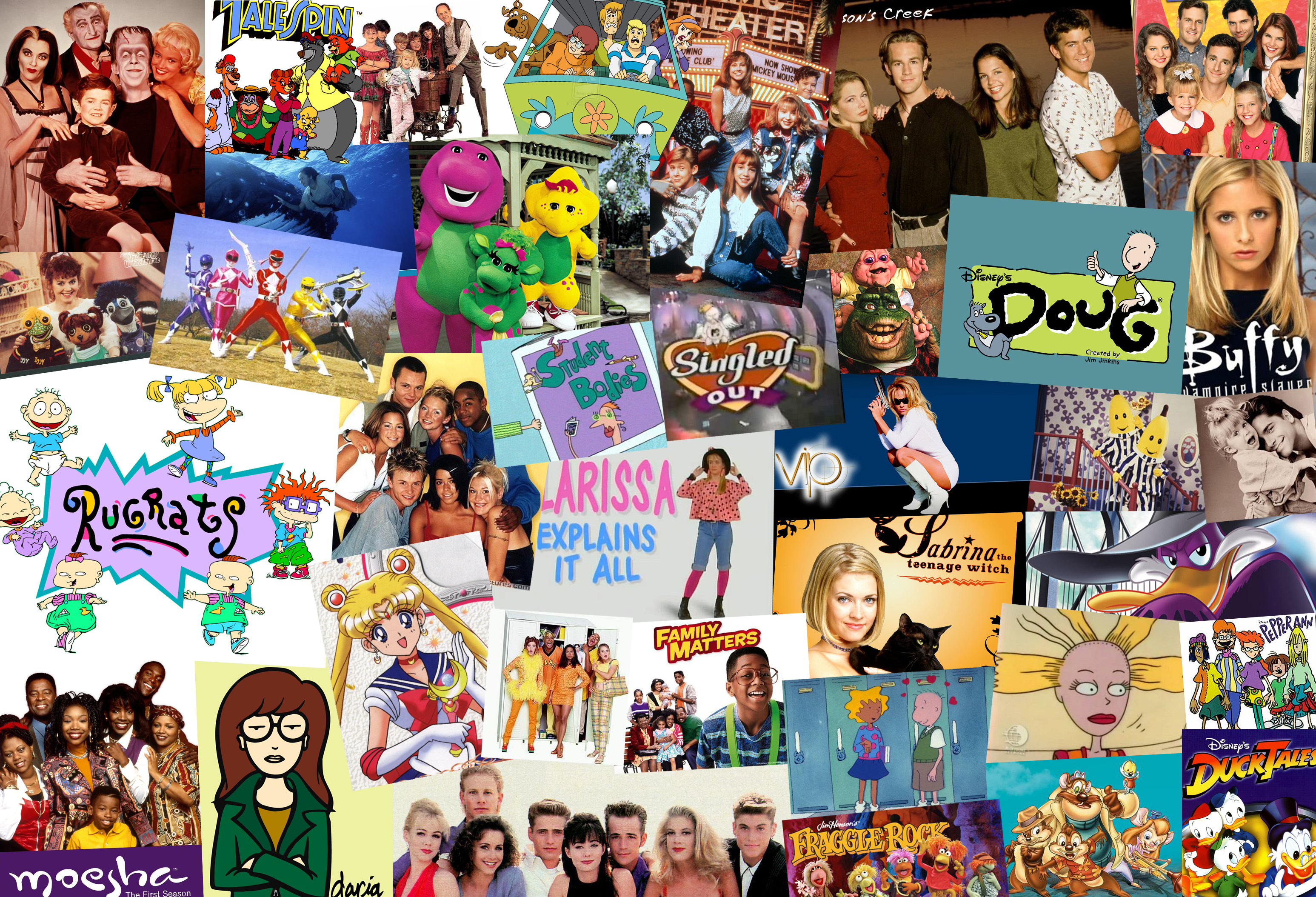 30 tv shows that made my childhood awesome the for 90s wallpaper home