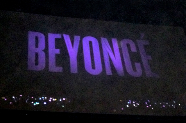 Beyoncé Mrs. Carter World Tour