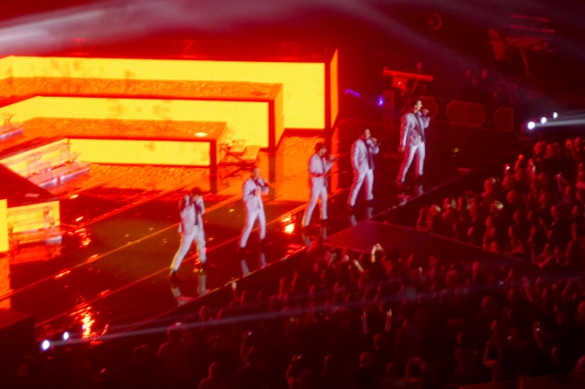 Backstreet Boys In a World Like This Tour