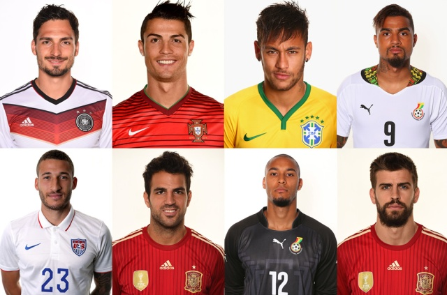 Soccer Hotties FIFA Worldcup 2014