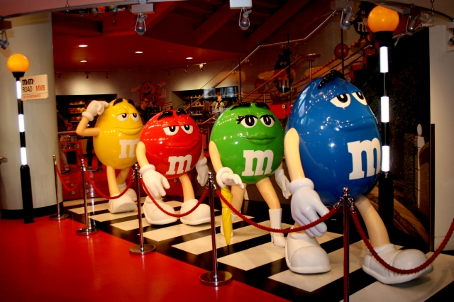 London M&M World