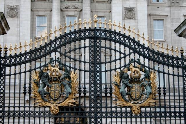 London Buckingham Palace