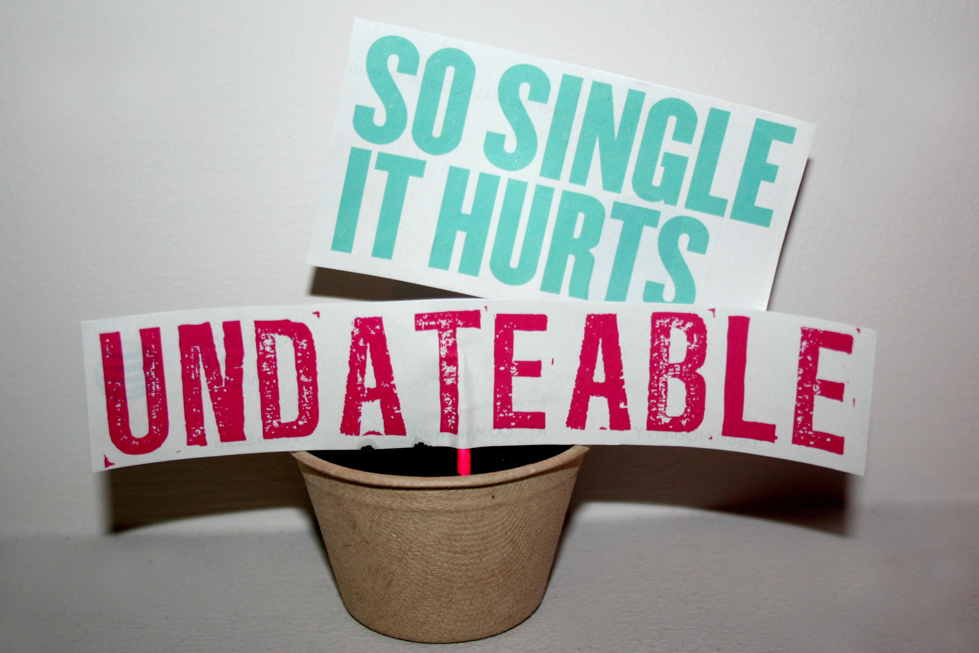 Dating sites am i undatable