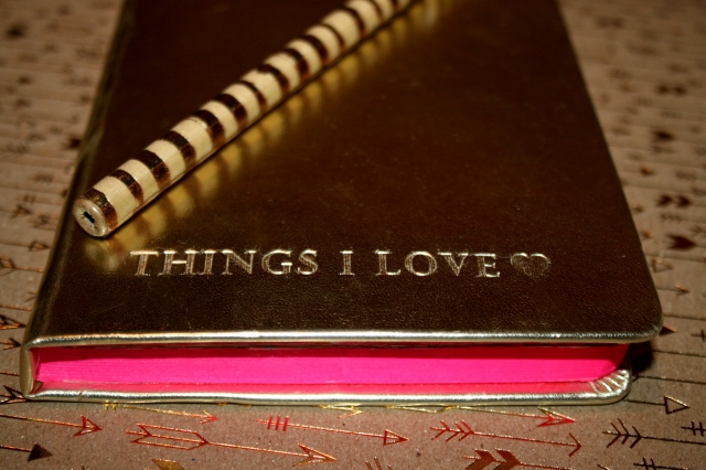 Thinks I love
