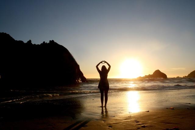 Pfeiffer Beach Big Sur