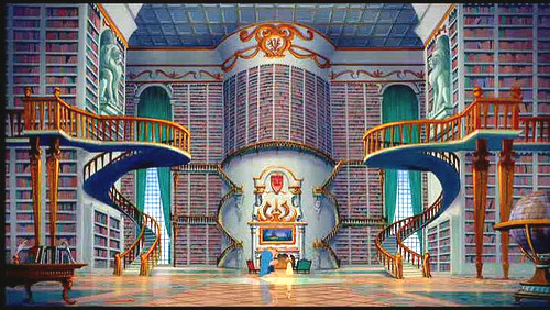 beauty-and-the-beast-library1