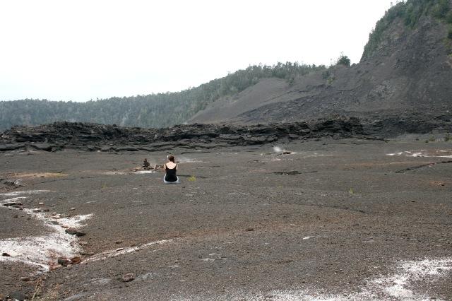 Volcano Park Big Island Hawaii