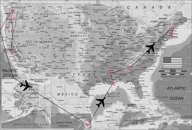 Travelmonth USA