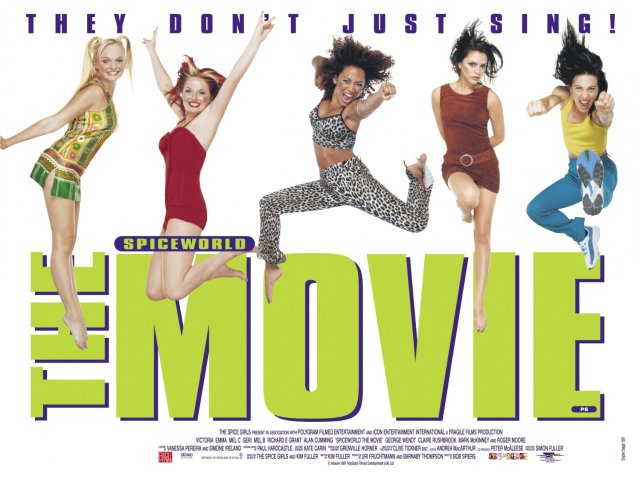 Spice World Movie
