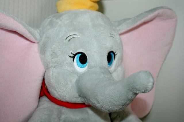 Disney Stuffed Animals Dumbo