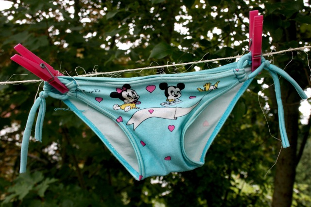 Disney swimming pants
