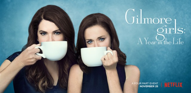 Gilmore Girls Promo Photos Netflix