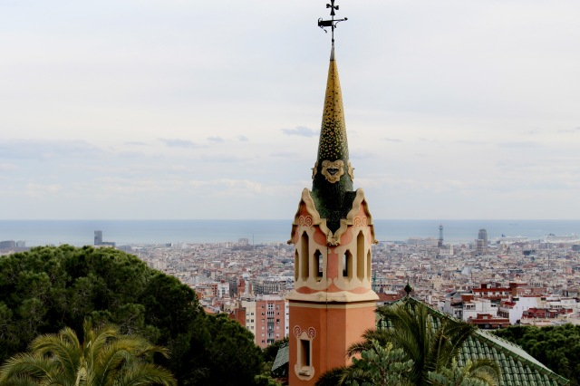 Barcelona Park Güell