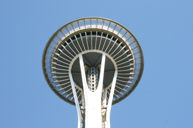 Space Needle Seattle