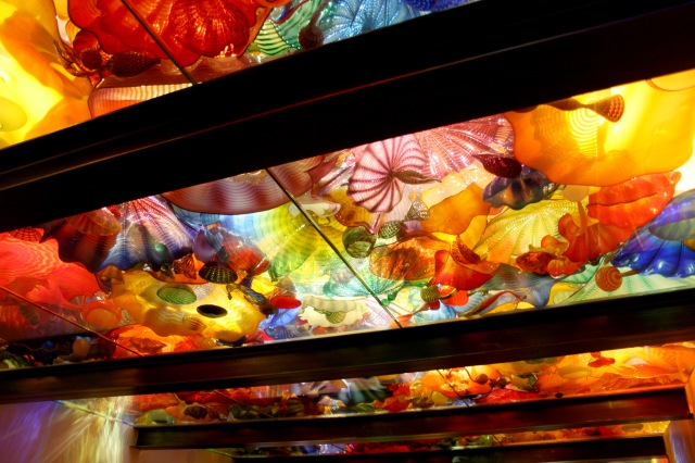 Chihuly Gardens Seattle