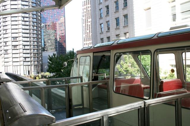 Seattle Tram