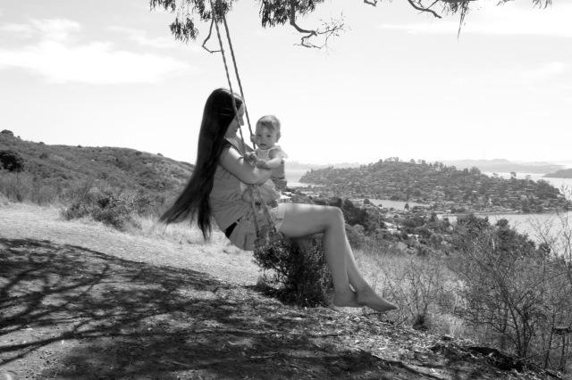 San Francisco Hippie Swing