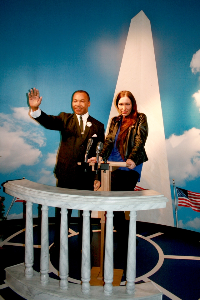 Madame Tussauds San Francisco