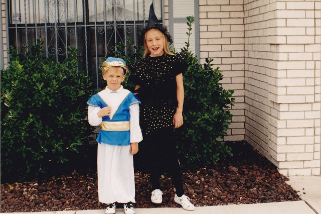 Halloween Childhood Witch