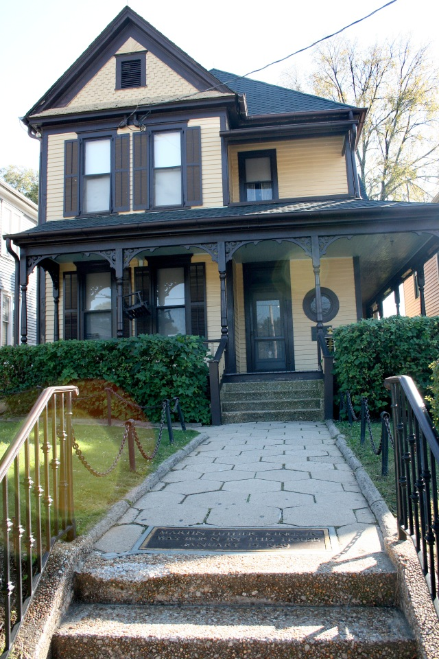 Martin Luther King Jr. birth home Atlanta