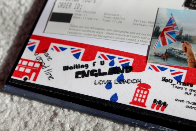 Scrapbooking London