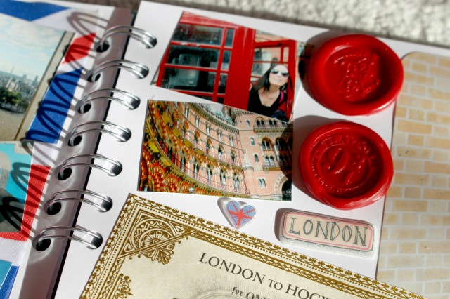Scrapbooking London
