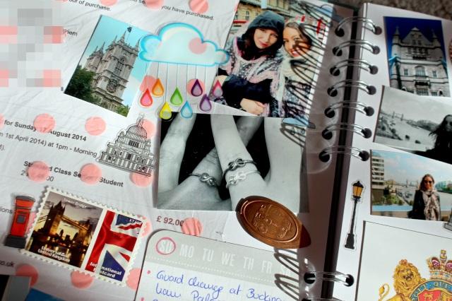 Scrapbook London
