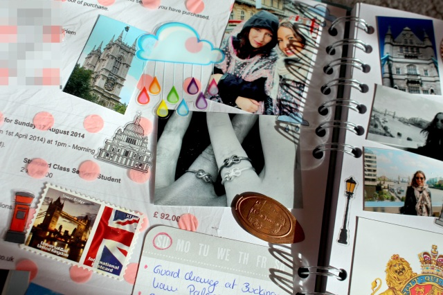 Scrapbook London