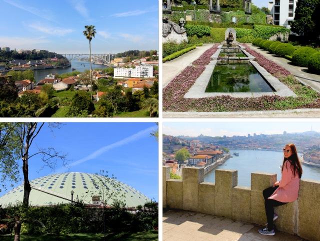 Jardins de Palácio de Cristal Porto