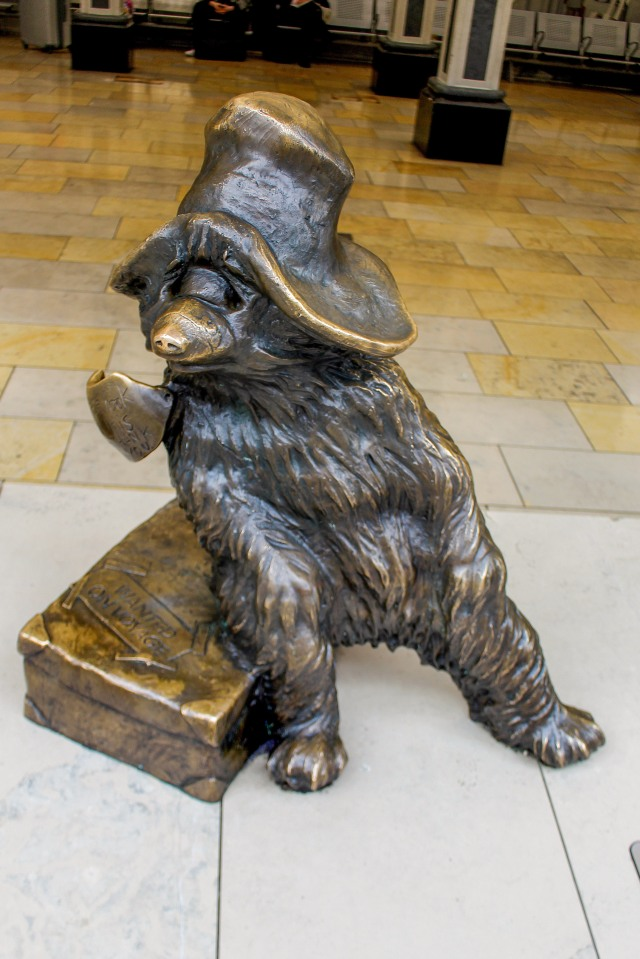 Paddington Bear London