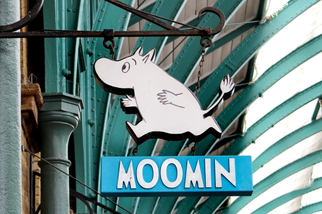 Moomin Store London Covent Garden