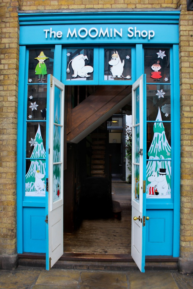 Moomin Shop London